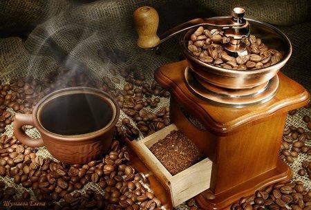 Полезные свойства чёрного кофе
