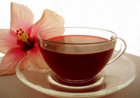 Красный чай можно использовать для похудения