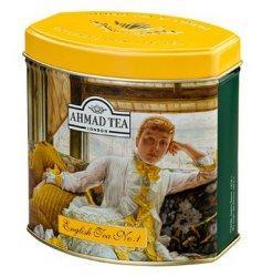 Чёрный чай Ахмад - описание марки