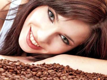Скраб из кофе и сахара