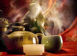 Пуэр - эффект чайного состояния