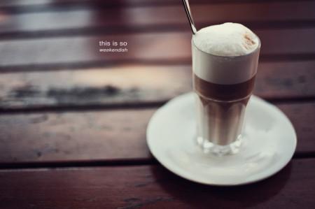 Как правильно пить кофе Латте