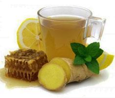 Как правильно приготовить имбирный чай