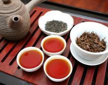 Красный чай нормализует давление