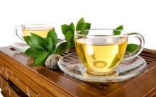 Зеленый чай нормализует давление