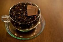 Черный чай «Трюфель» (чайные трюфеля)