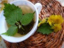 Зеленый чай с мятой и его польза