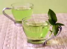 Влияние зеленого чая на кровь