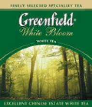 Белый чай гринфилд