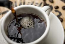 Эффект кола с кофе