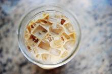 Замороженный кофе
