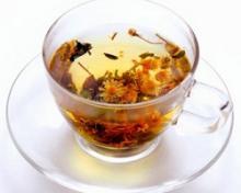 Виды чая для сауны
