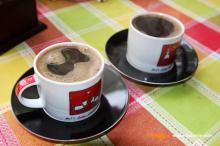 Рецепт кофе по-гречески