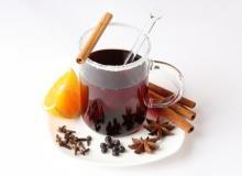 Растворимый кофе с корицей