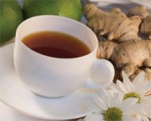 Имбирный чай – свойства и приготовление