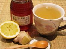 Чем полезен имбирный чай