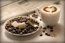 """Кофе """"Кузнечик"""""""