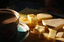 Диета сыр и кофе