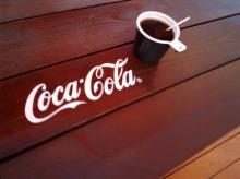 Коктейль коньяк, кола, кофе