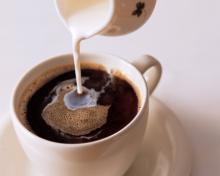 Как похудеть на кофе с молоком
