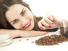 Маска для волос из коньяка и кофе