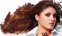 Скраб для лица из кофе